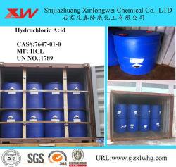 무기산 HCl, 우수한 품질의 염산(미르시아산)