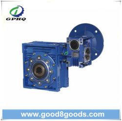 Versnellingsbak van de Elektrische Motor van de Motor van het Reductiemiddel van de Snelheid van Gphq Nmrv30 de Worm Aangepaste