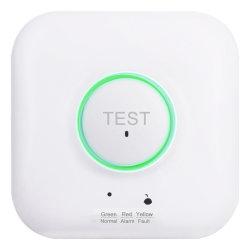 Smart WiFi-aardgasalarm met elektromagnetische klep