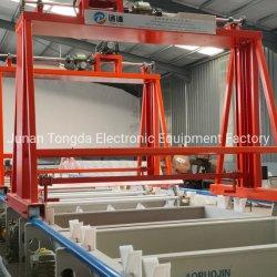 Metallgalvanisierenmaschinerie-Plastikchrom-Überzug-Verkupferung-Maschine