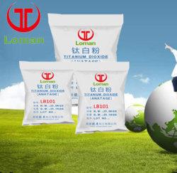 Pigmento Dióxido de titanio transparente/TiO2 Precio de óxido de titanio CAS#13463-67-7