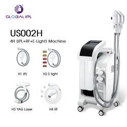 Технология IPL/E-Light/RF/YAG удаление волос машины Multi-Functional салон машины
