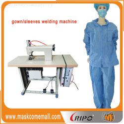 Tejido sin tejer de ultrasonidos máquina de coser