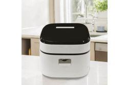 500W Mini Cuisine Rapide blanc multifonctions cuiseur à riz électrique Home Appliance électronique de cuisine