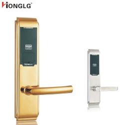 Serratura di portello astuta dell'hotel elettronico impermeabile del SUS di Honglg 304