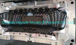 Fabricante chinês do molde plástico de Injecção ou de moldagem para a auto peças exteriores grelhadores de carro/radiador de aquecimento