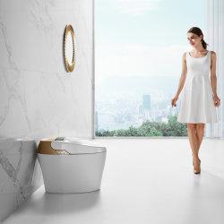 Banho de água aquecida aparelho elétrico wc inteligente de lavar loiça sanitária
