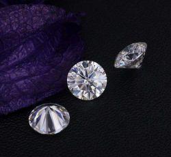 [هيغقوليتي] تكعيبيّ زركونيوم [رووند شب] بيضاء [كز] حجارة لأنّ مجوهرات