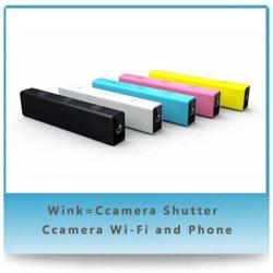 사진기 및 Paka APP 및 전화 Wi Fi 연결 유리 영상