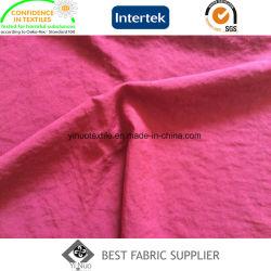 Tessuto meccanico dell'indumento del tessuto della piega di stirata del poliestere molle eccellente