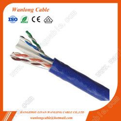 Сетевые П/UTP кат. 6A ПВХ соединительных кабелей связи