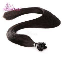 Brasileira de qualidade superior Remy I-Tip Stick Queratina Extensão de cabelo