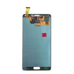 LCD van Pantalla het Scherm & de Vertoning van de Aanraking voor Nota 4 paragraaf van Repuestos van de Zwarte N9100 de Delen (van de Zwarte) Reparatie Celulares - Cellphone van de Melkweg van Samsung