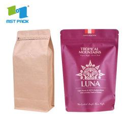 Stampa Personalizzata Con Logo, Termosaldabile, Caffè In Plastica Biodegradabile