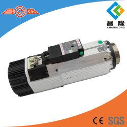 La perforación de madera fresadora Router CNC ATC 9kw Motor impulsor de la máquina el husillo