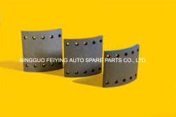 Garniture de frein de haute qualité pour la BPW série des pièces automobiles