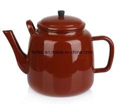 Продажа горячей эмали чайник/кофейник для повседневного использования