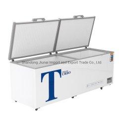 Коммерческие горизонтальной холодильник холодильное оборудование и замораживание энергосберегающая вмещающему прилавок-витрина для мороженого