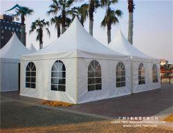 L'Allemagne Style 4m * 4m Pagode Zelt Family Garden Rainproof tente de tissu