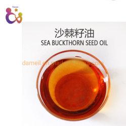 La certificación Orgánica Aceite de espino cerval de mar de aceite esencial del cuerpo