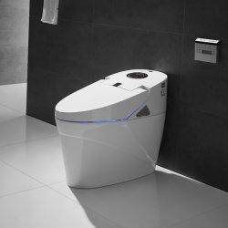 La moderna cómoda montado en el piso Self-Cleaning Automático Inteligente Wc wc