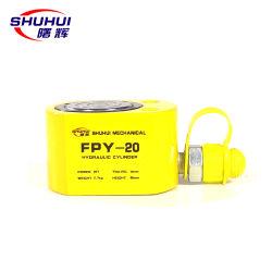 150 la tonelada Fpy Super delgado cilindro hidráulico tipo jack