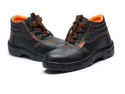 المصنع السعر المباشر لأحذية العمل لضمان الحماية للأقدام الآمنة