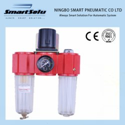 398 Serie des pneumatischen Typ-Luftfilter-Regler-Fettspritze mit 1MPa