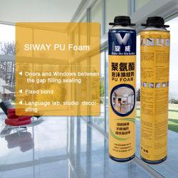 Heißer verkaufenpolyurethan-Schaumgummi für Fenster-dichtungsmasse
