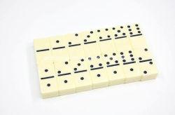 Jeu de Domino Domino de haute qualité Jeu de blocs pour la vente