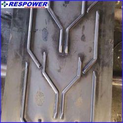 Nn/EP/Cc Chevron Connveyor Filct en caoutchouc à l'acide et résistant aux alcalis
