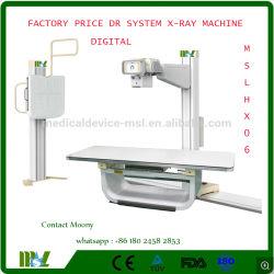 System高周波デジタル中国の先生のレントゲン撮影機の価格Mslhx06