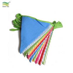 L'impression personnalisée charmant Tissu de coton de conception personnalisée Bunting Banner