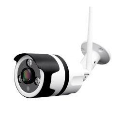 2MP de audio de 2 vías Bullet impermeable de la cámara IP WiFi Seguridad Detección de movimiento de la cámara de vigilancia CCTV