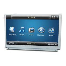 8 pollici Car Audio Stereo System Accessories, Automotive DVD per Ford F150 2013 con il GPS & Bluetooth & Radio & Navigator & iPod & TV & USB