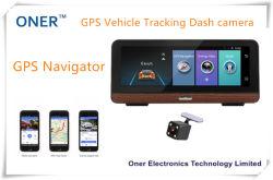 GPSの追跡および操縦士が付いているin-Car GPSのビデオ・カメラ