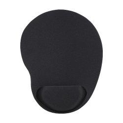Commerce de gros de gel de silicone gel ergonomique de jeu en caoutchouc repose-poignet Tapis de souris pour la promotion