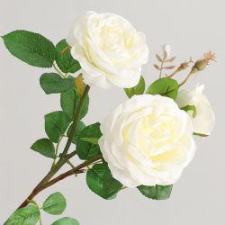 2020 화초 재배자 공급을%s 최신 판매 인공 꽃 로즈 꽃