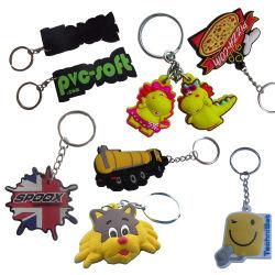 Großhandel Günstige Preis Kein Minimum Custom Schlüsselanhänger, Personalisierte Günstigste Gummi, Metall, Acryl & Leder Schlüsselanhänger