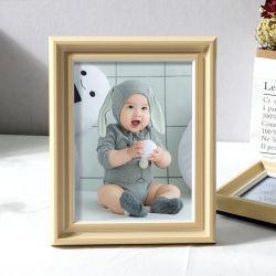 현대적이고 심플한 7인치 5 6 10 A4 인치 벽걸이형 Photo Studio Wholesale PS Picture Frame