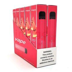 [فب] فعليّة مستهلكة [إ-سغس] 5% نيكوتين دخان أداة