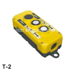 T-2 Boxwander Controles de chumbo - Botão