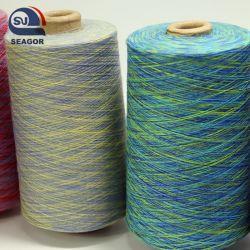 Filo di cotone del Crochet della maglietta per Crochet