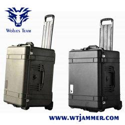 Walky - de TetraDds Talky GPS van WiFi van Bommen 3G 4G Stoorzender van het Signaal van de Telefoon van de Cel