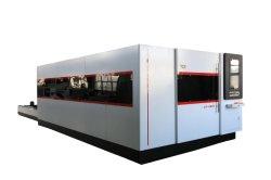 Fibre de coupe au laser de l'équipement de découpe laser double échangées Table de travail avec le couvercle de protection machine de découpage au laser à filtre