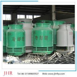 Clarabóias de plástico reforçado por fibra Round Contador de Tipo Torre de Resfriamento de Fluxo