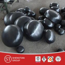 Bouchons d'extrémité du tuyau en acier au carbone