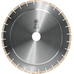 Алмазного режущего сегмента горизонтального разреза пила для гранита