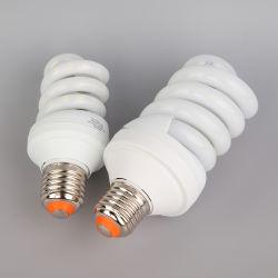 Bombillas LED CFL de espiral completa de bajo consumo de alta eficacia
