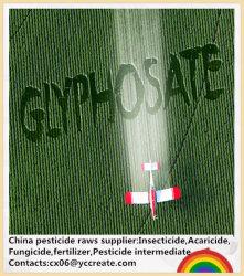 De additievenglyphosate van het pesticide (95%) ruw poeder als herbicide CAS 1071-83-6